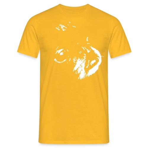 White Iris - T-shirt herr
