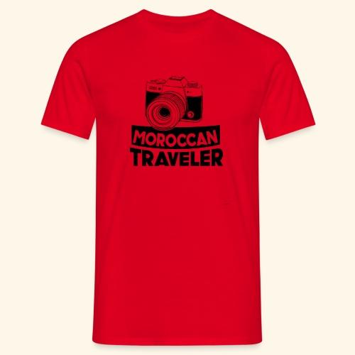 Moroccan Traveler - T-shirt Homme