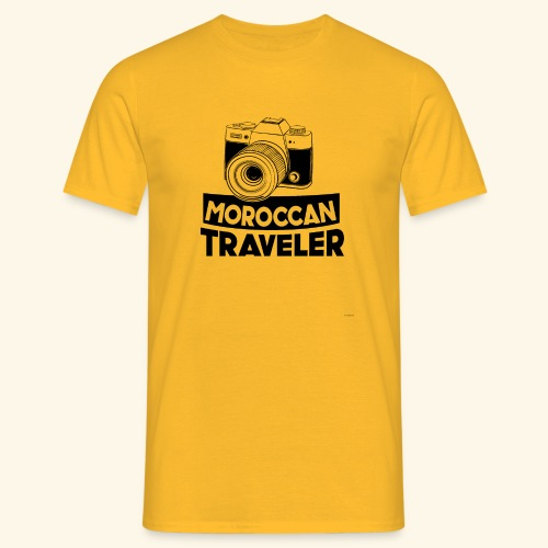 Moroccan Traveler - T-shirt Homme