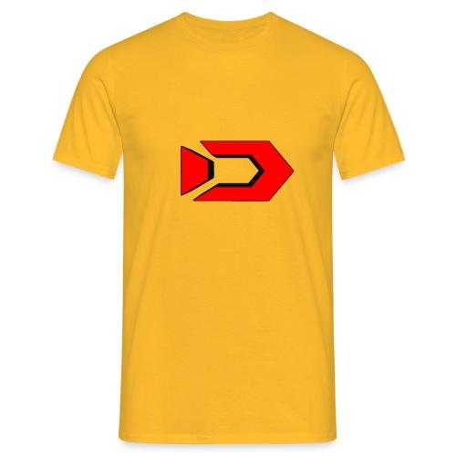 Drift Transparent Red - Men's T-Shirt
