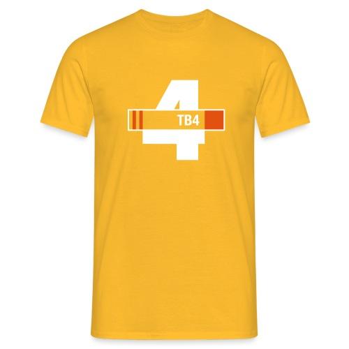 Thunderbird 4 design - Men's T-Shirt