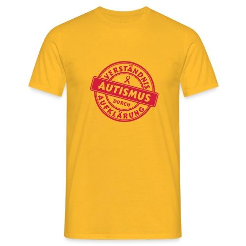 Verständnis durch Aufklärung - Männer T-Shirt