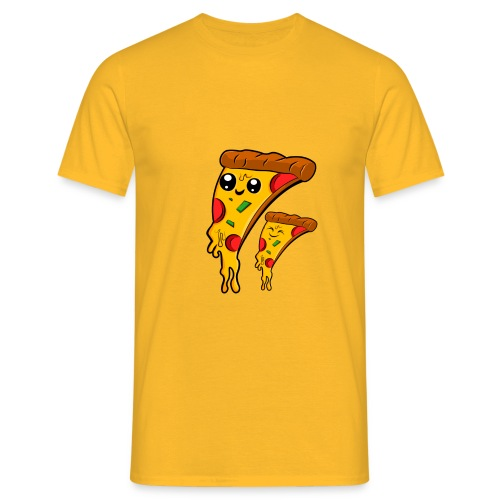pizza Amigos Pizza Friends - Camiseta hombre
