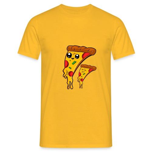 pizza Amigos Pizza Friends - Camiseta hombre