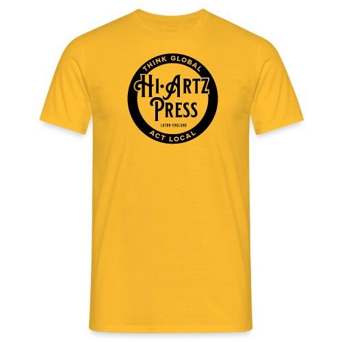 haplogofinalw2 - Men's T-Shirt