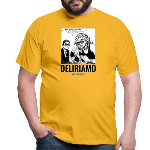 Why Don't You Have Any Techno? - Maglietta da uomo