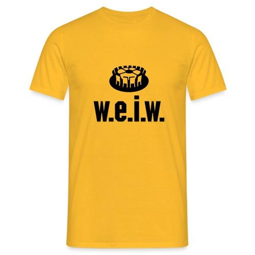 Titeltraum - Männer T-Shirt