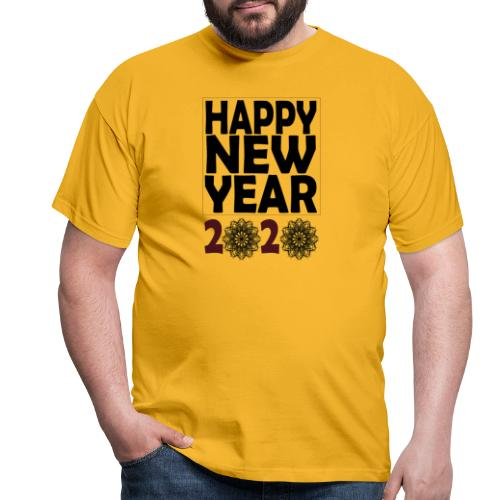 Happy new year 2020 T-shirt - T-shirt Homme
