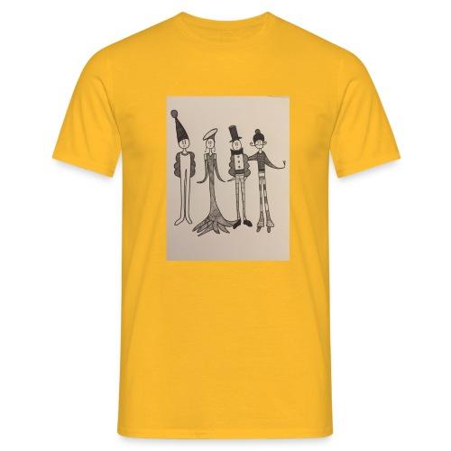 60F684A8 EB46 4E0E B3EA 3DA4CECAB810 - Men's T-Shirt