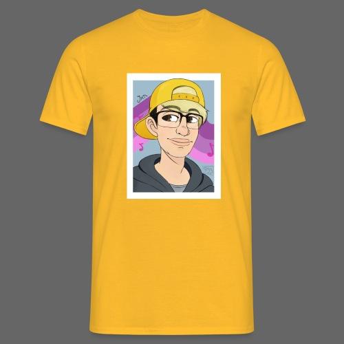 Caricatura JoniM - Camiseta hombre