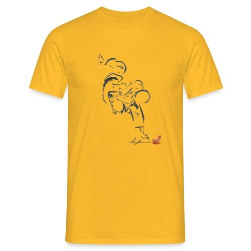 HARAI GOSHI - Maglietta da uomo