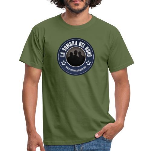 Logo/sombra - Camiseta hombre