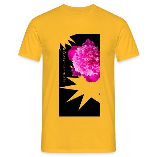 konziliant2 - Männer T-Shirt