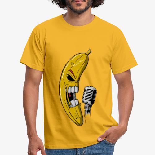 Rock the Banana - Männer T-Shirt