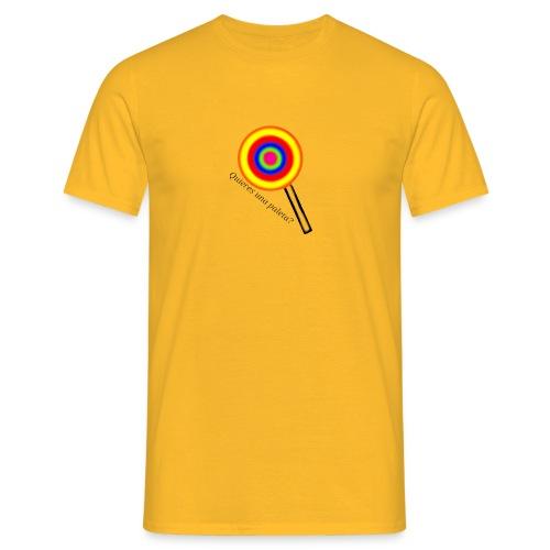 Paleta - Camiseta hombre