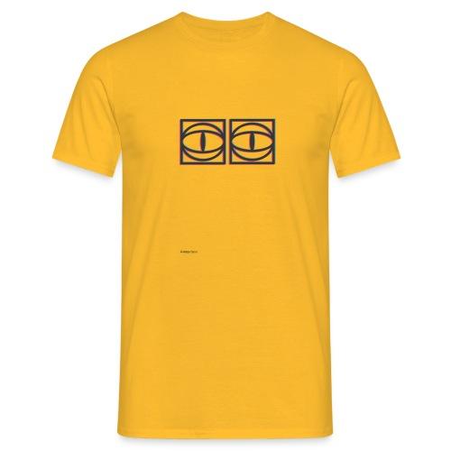 Äckliga Ögon - T-shirt herr