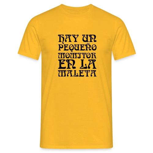 MOMITOR - T-shirt herr