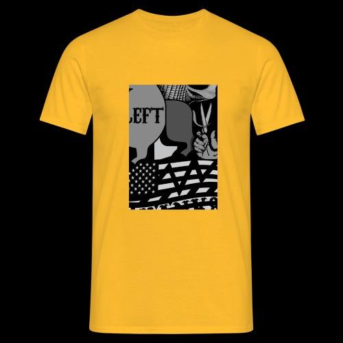 #WALLSTREET #INCONSCIO ≠ - Maglietta da uomo