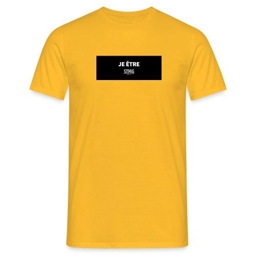 Je Être STMG - T-shirt Homme