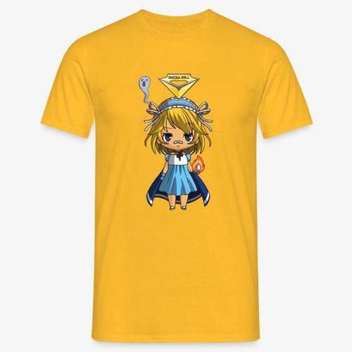 T.Shirt Chibi Oméga Zell Fille By Calyss - T-shirt Homme