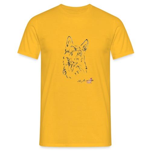 PASTORE TEDESCO - Maglietta da uomo