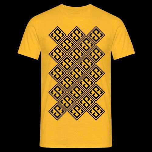 Skylicious pattern - Koszulka męska