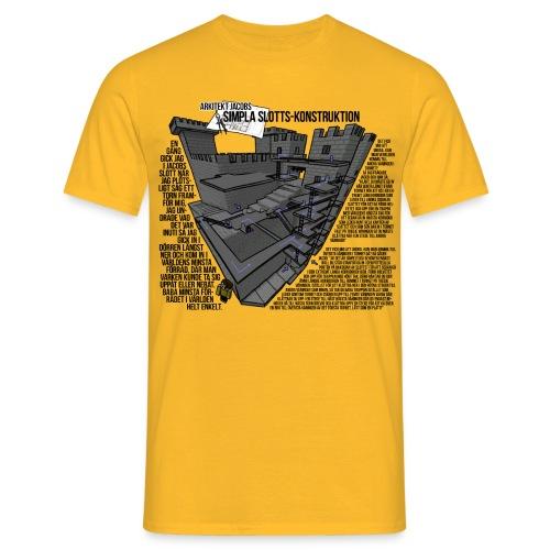 Jacobs Slott - T-shirt herr