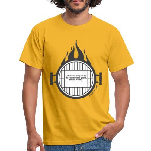 Anthony Bourdain - Männer T-Shirt