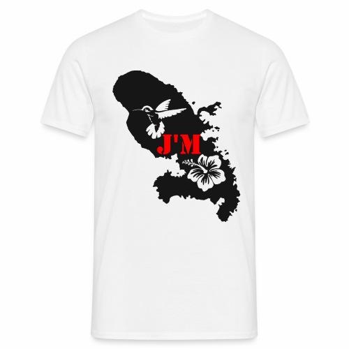 J'M La Martinique - T-shirt Homme