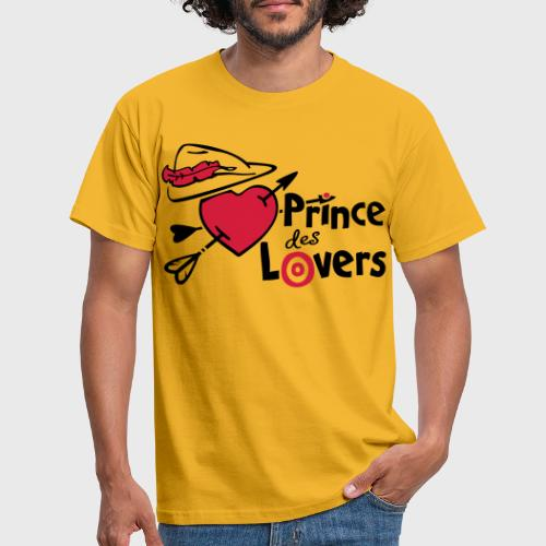 Prince des Lovers - T-shirt Homme
