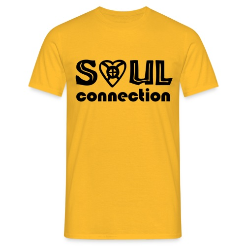 Soulconnection - Männer T-Shirt