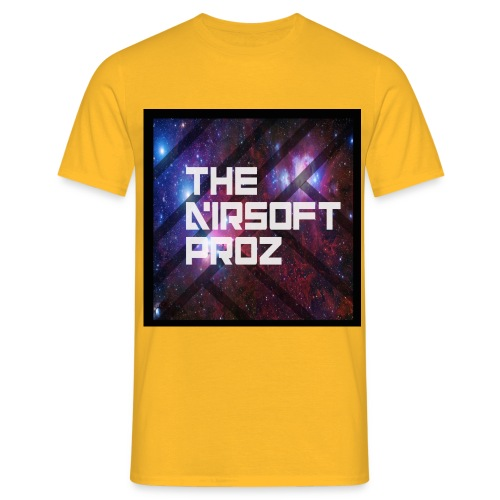 TheAirsoftProz Galaxy Mens Long Sleeve - Men's T-Shirt