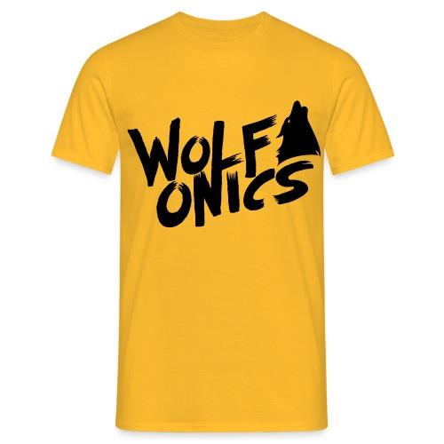 Wolfonics - Männer T-Shirt