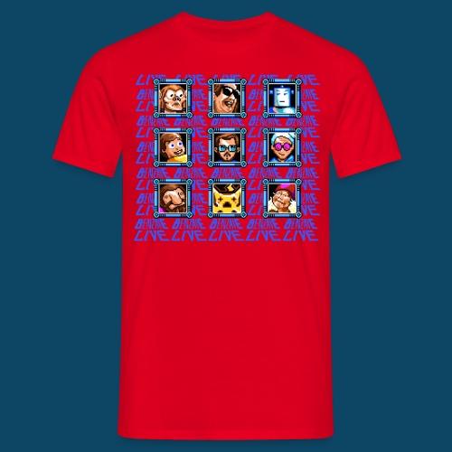 Tshirt4000 png - T-shirt Homme