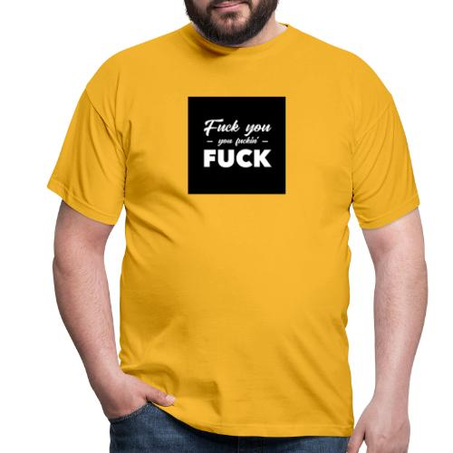 FYYFF Abstandhalter - Männer T-Shirt