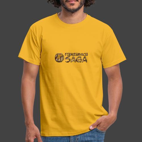 Finkenbach Saga - Logo - Männer T-Shirt