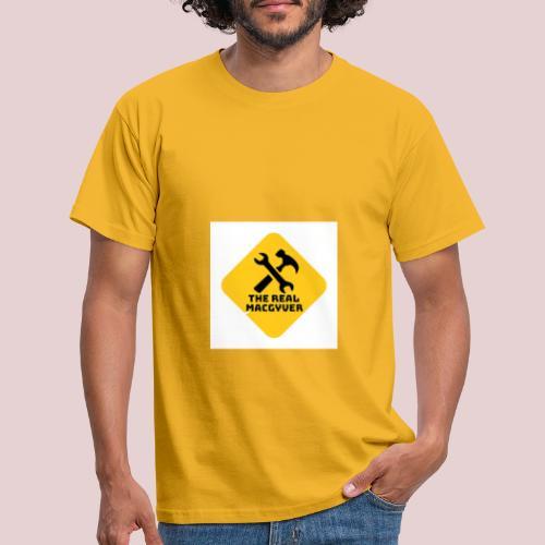 aw - T-shirt herr
