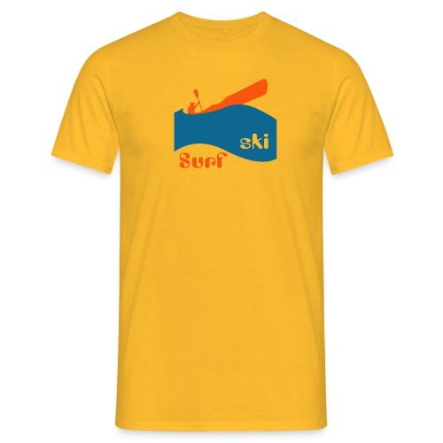 Surfski - Männer T-Shirt