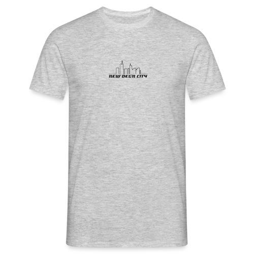 New Degn City - Herre-T-shirt