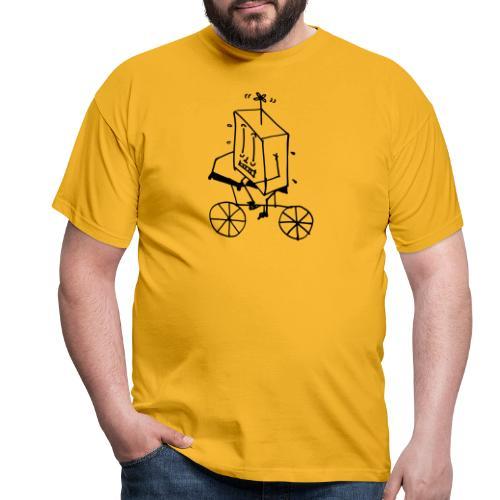 bike thing - Men's T-Shirt