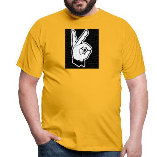Beste Leben - Männer T-Shirt