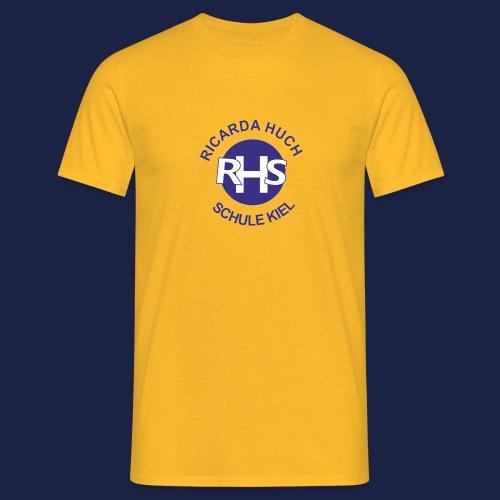 RHS-Logo - Männer T-Shirt