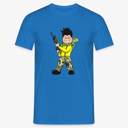 Tomu 2.0 - T-shirt herr