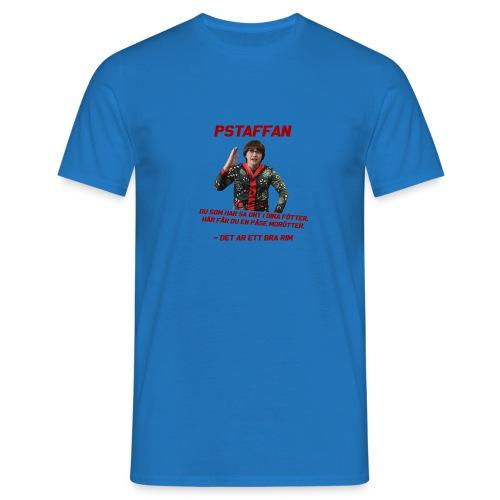 fötter morötter rim - T-shirt herr