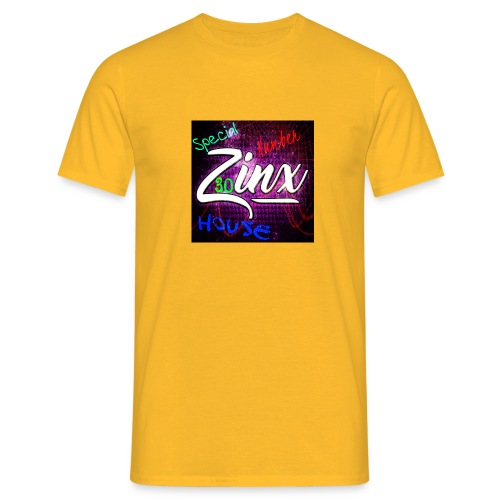 Zinx Merch - Men's T-Shirt