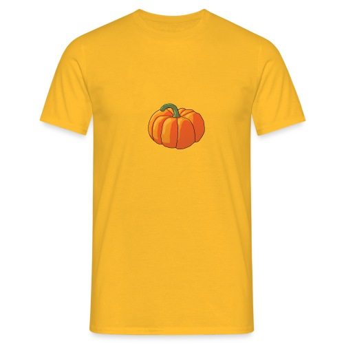 Pumpkin - Maglietta da uomo