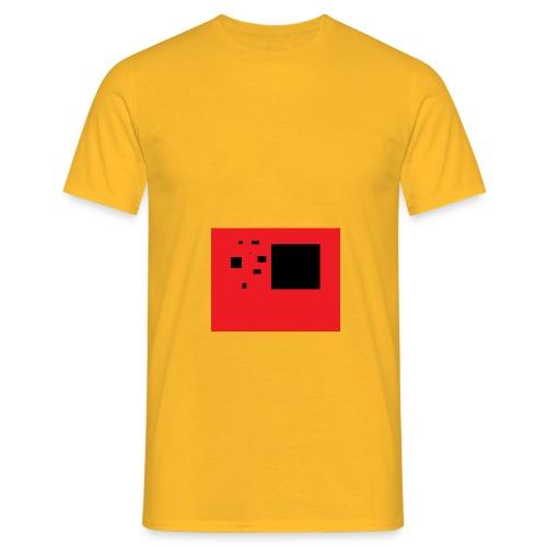 Kuq e zi - T-shirt Homme