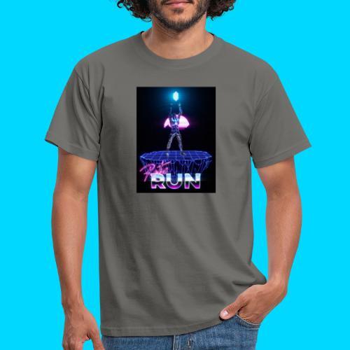 Retro Run merch #2 - Men's T-Shirt