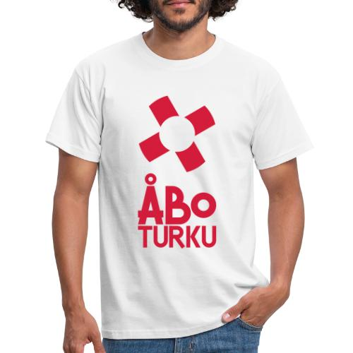 Livboj: Åbo - Miesten t-paita