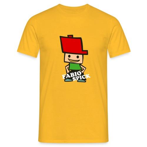 Fabio Spick - Männer T-Shirt